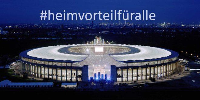 """<span class=""""entry-title-primary"""">Hertha BSC Heimvorteil für Obdachlose #heimvorteilfüralle</span> <span class=""""entry-subtitle"""">Hertha BSC setzt sich beim Heimspiel am 16.02.2018 für Obdachlose ein</span>"""